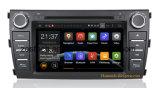 Reprodutor de DVD do carro Android5.1/7.1 para a navegação de Zotye T600 GPS