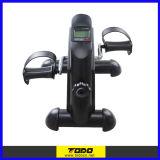 Exercitador de pouco peso do pedal da bicicleta de exercício do ciclo portátil Home do uso mini