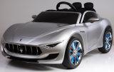 Conduite autorisée par Maserati neuve sur des gosses de jouet de véhicule