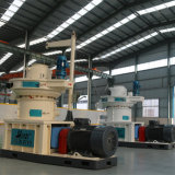 Vertical Anillo biomasa Pellet Mill