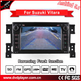 Hualinganandroid 5.1 / 1.6 GHz DVD de coche para Suzuki Grand Vitara Navegación GPS con conexión WiFi