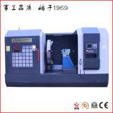 Дешевый Lathe CNC высокого качества цены на подвергать фланец механической обработке 2500 mm (CK61250)