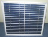 панель солнечных батарей PV Module 9V 12V 18V 15W Polycrystalline с TUV Quality Assurance