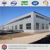 Oficina pesada pré-fabricada da construção de aço