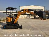 Mini excavador de Qingdao Zongjin We20