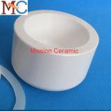 Vaso stridente di ceramica di Zirconia con il coperchio