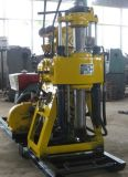 ゴム製トラックCrawler-Mounted水掘削装置機械