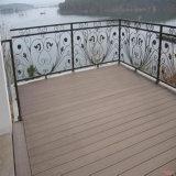 Laminado de alta calidad de WPC terrazas con Diseño de Moda