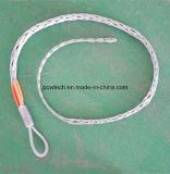 Giratoria de cable de malla calcetín