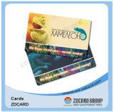 無接触のプラスチックPVCスマートカード