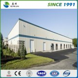 Taller del almacenaje de la estructura de acero de la fabricación