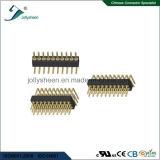 Pin rond Herader Pitch2.54mm &#160 à angle droit de machine ; Taper &#160 ; Connecteur de H1.9mm