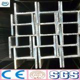 De eerste Straal van het Staal van de Koolstof Milde Gelaste Structurele H van de Legering 300*300 Q235 Q345 Warmgewalste Lage