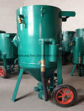 Industrielles Sandstrahlen-Gerät