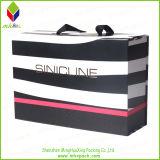Neues Produkt Striped verpackengeschenk-Griff-Kasten