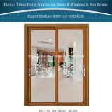 Puerta deslizante colgante para la cocina y sala de estar y balcón