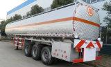 3 Becken-Schlussteil Wellen-Hochleistungskraftstoff-Tanker35 Cbm-40 Cbm 45 Cbm 50 Cbm 55cbm