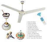 Ventilateur de plafond intense de C.C de flux d'air pour le marché de Moyen-Orient