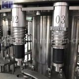 Роторный тип минеральная машина завалки воды бутылки машины завалки
