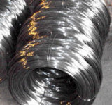電流を通されたアコーディオン式かみそりのワイヤーによって電流を通される鉄ワイヤー