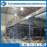 Fabricación de la estructura del marco de acero