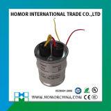 Capacitor do condensador do petróleo do condensador do condicionador de ar Cbb65