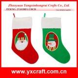 La decoración de la Navidad (ZY16Y005-1-2 los 50CM) Santa al por mayor despide la Navidad de Santa