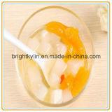 Pere/pesche gialle/fornitori conserva di frutta degli ananas