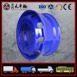 Schlauchlose Stahlrad-Felge, schwerer LKW-Stahlrad-Nabe, Bus-Rad, 22.5X11.75