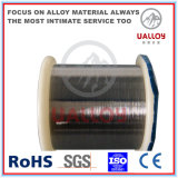 alambre de la resistencia térmica de la alta calidad 0cr21al4 de 0.3m m