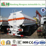 45000L 세 배 Axles Carbon Steel Fuel Storage Semi Trailer /Oil Tanker