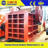Export zur Indien-Steinzerkleinerungsmaschine-Maschinen-Kiefer-Zerkleinerungsmaschine
