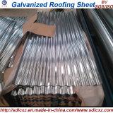 직류 전기를 통한 강철 0.14mm-0.8mm에 있는 직류 전기를 통한 강철판 또는 지붕용 자재