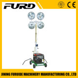 Lámpara de haluro metálico Construcción de gasolina Honda Portable Mobile Light Tower