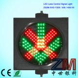 Indicatore luminoso approvato vicolo di traffico/LED di indicatore del segnale di controllo del vicolo di traffico di RoHS & del Ce