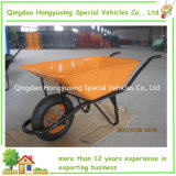 75L Wheelbarrow para Spain Market (WB6401)