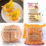 Kissen-Beutel-Fluss-automatische Bäckerei-Hamburger-Verpackungsmaschine