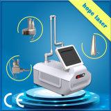 O laser fracionário do CO2 médico portátil para estimula um colagénio mais profundo