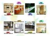 Qualitäts-dekoratives Plastik-Belüftung-Schaumgummi-Blatt