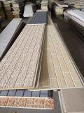 Fácil instalar el panel de emparedado ligero del aislante de calor