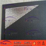 (KL1001G) Del grafito hoja polaca del emparedado del asbesto no con el metal
