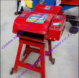 Máquina agricultural do interruptor inversor da palha da estaca da grama do cortador de debulho de China