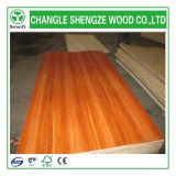 Baixo Formaldehyde Emission Plywood para Decaration