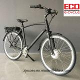 Bici de montaña con la bicicleta eléctrica del Eb 202 de la batería de litio