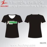 Healong 최고 3D 승화 인쇄 t-셔츠
