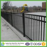 米国の市場のための電流を通されたプレハブの錬鉄の塀