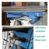 Vertikale und Horizontal Swivel Head Universal Milling Machine (LM1450A)