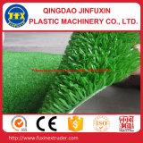 Chaîne de production en plastique de couvre-tapis d'herbe de PE