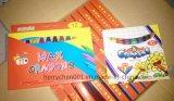 12 couleurs 1.4 X 10.5cm Jumbo Crayon