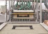 voor Zacht/Taai/van het Glas laag-E Vlakke/Buigende Oven yard-Fbh-2418 de Aangemaakte Machine van het Glas van de Oven